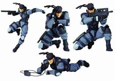 Yamaguchi Solid Snake #001