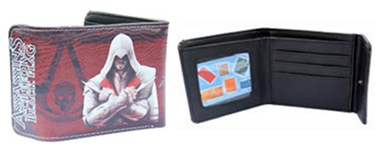 Assassins Creed Black Flag Wallet