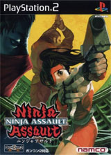 Ninja Assault Game Only