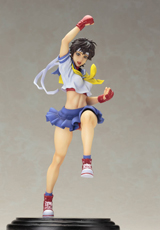 Street Fighter Sakura 1/7 Scale Bishoujo Statue