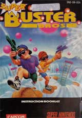Super Buster Bros (Instruction Manual)