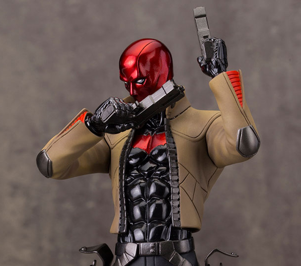 Red Hood New 52 ArtFX+ Statue