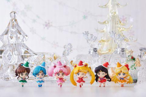 Sailor Moon Petit Chara Sailor Moon Christmas Version