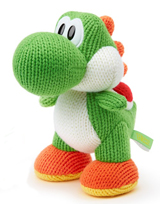 amiibo Mega Yarn Yoshi Yoshi's Woolly World