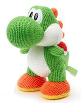 amiibo Mega Yarn Yoshi Yoshi's Woolly World