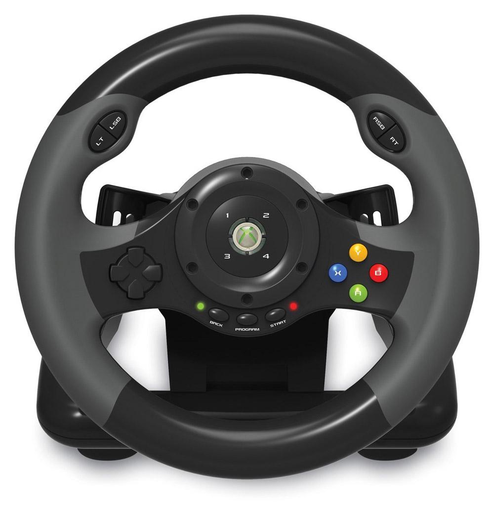 Xbox 360 EX2 Racing Wheel Hori