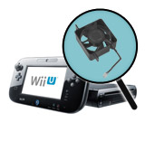 Nintendo Wii U Repairs: Cooling Fan Replacement Service