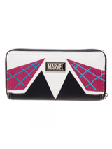 Marvel Spider Gwen Jrs. Zip Around Wallet