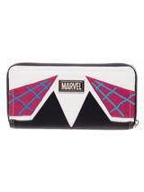 Marvel Spider Gwen Jrs. Zip Around Wallet