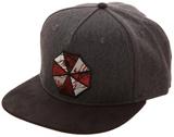 Resident Evil Logo Flat Bill Snapback Hat