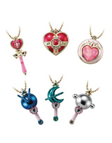 Sailor Moon Little Charms Volume 2