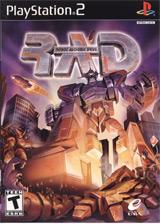 RAD: Robot Alchemic Drive