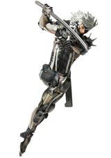 Metal Gear Solid Revengeance Raiden MENSHdge Technical Statue