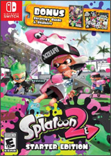 Splatoon 2 Starter Edition