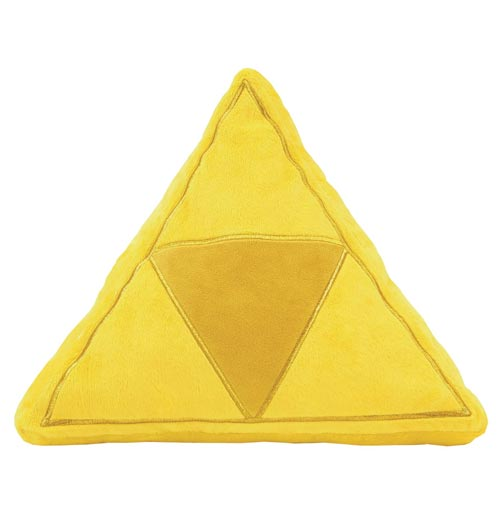 Legend of Zelda: Tri-Force 13 inch Cushion