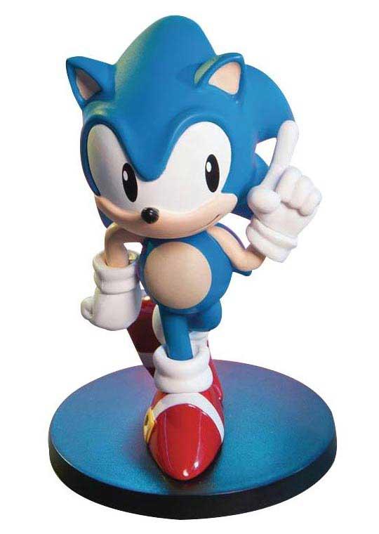 Sonic the Hedgehog: Sonic PVC Figure Version 1