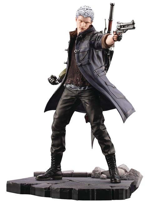 Devil May Cry 5 Nero ArtFX J Statue