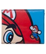 Super Mario Vinyl Bi-Fold Wallet