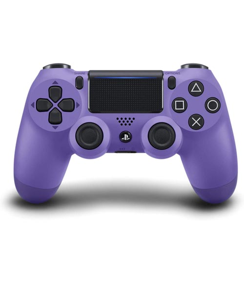 PlayStation 4 DualShock 4 Wireless Controller Electric Purple Sony