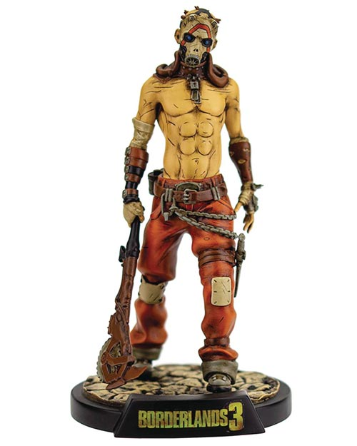 Borderlands 3: Male Psycho Bandit 7 Inch Vinyl Figure