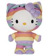 Hello Kitty Rainbow Kitty 9.5 Inch Plush
