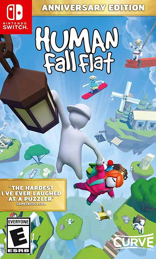 Human: Fall Flat Anniversary Edition