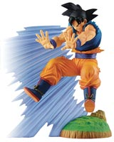 Dragon Ball Z History Box Volume 1 Goku Figure