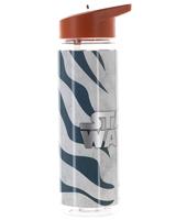 Star Wars Mandalorian Ahsoka Tano 24 oz Tritan Water Bottle