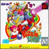 Puzzle Link NeoGeo Pocket Color
