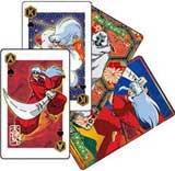 Inu Yasha: Playing Cards