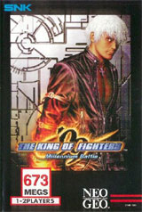 The King of Fighters '99: Millenium Battle Neo Geo AES