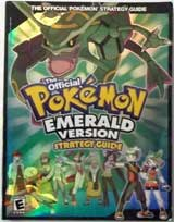 Pokemon Emerald Official Strategy Guide by Pokemon USA