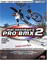 Mat Hoffman's Pro BMX 2 Official Strategy Guide Book