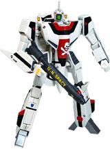 Macross VF-1S Hikaru Final Battle 1/100 Scale Transformable Figure