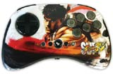 PS3 Super Street Fighter IV Wireless FightPad - Ryu