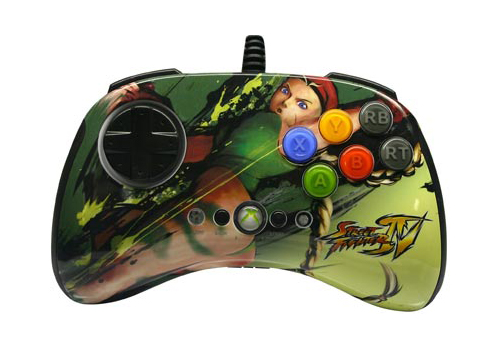 Xbox 360 Street Fighter IV FightPad Round 2 - Cammy