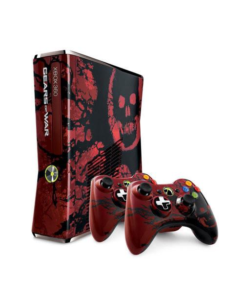 Xbox 360 Gears of War 3 Limited Edition 320GB Bundle
