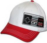 Nintendo Controller Classics White Cap