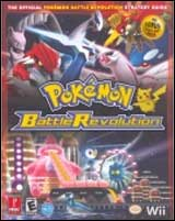 Pokemon Battle Revolution Official Strategy Guide