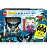 LEGO Batman Play & Collect with Joker Figure