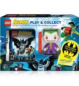 LEGO Batman Play & Collect with Joker Figure