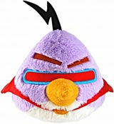 Angry Birds Space 5 Inch Purple Lazer Bird Plush