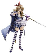 Queen's Blade Grimoire: Alicia Excellent Model