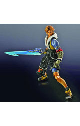 Final Fantasy X Play Arts Kai Tidus Action Figure