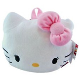 Hello Kitty Plush Head Backpack