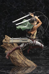 Attack On Titan Eren Yeager ARTFX J 1/8 Scale 10