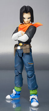 Dragon Ball Z Android 17 S.H.Figuarts 5