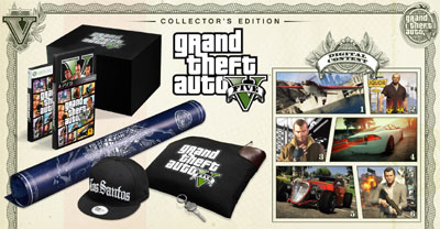 GTA5 Collector's Edition