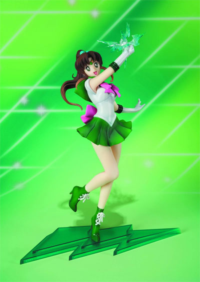 Sailor Jupiter Figuarts Action Figure