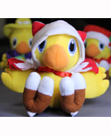 Final Fantasy Chocobo White Mage 7